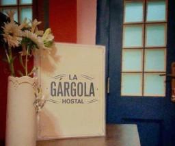 Inside La Gargola guesthouse in Havana, Cuba