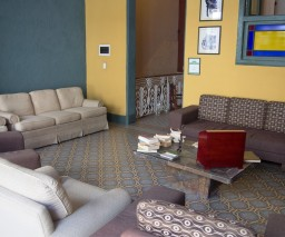 Lounge room of a casa particular in Old Havana