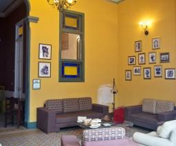 Private casa comforts in Cuba