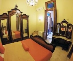 An image form inside Room 1 of Casa Natividad in Vedado, Havana