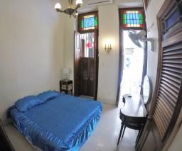 Una habitacion un una casa particular en Habana, Cuba